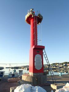 灯台の設計