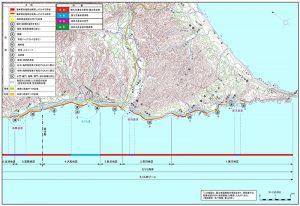 津波・高潮ハザードマップの作成