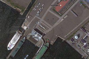 フェリーターミナル外構設計